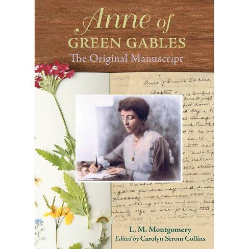 Anne of Green Gables - by  Lucy Maud Montgomery (Paperback) - image 1 of 1