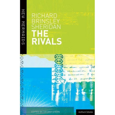 The Rivals - (New Mermaids) 2 Edition by  Richard Brinsley Sheridan (Paperback) - image 1 of 1
