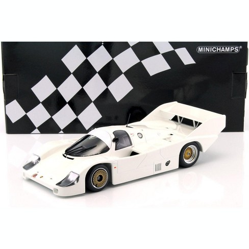 1982 Porsche 956K Plain Body White Limited Edition to 504pcs 1/18 Diecast Model Car by Minichamps - image 1 of 3