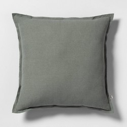 Throw Pillow Foggy Day Green - Hearth & Hand™ with Magnolia