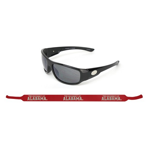 NCAA Medallion Sunglasses with Neoprene Retainer - image 1 of 1