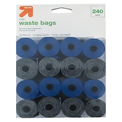 Pet Waste Disposal Bags - 16ct - Up&Up™ - image 1 of 2