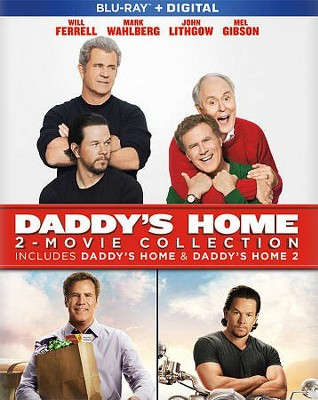 Daddy's Home/Daddy's Home 2 (Blu-ray)