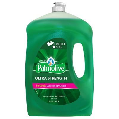 Dish Soap: Palmolive Ultra