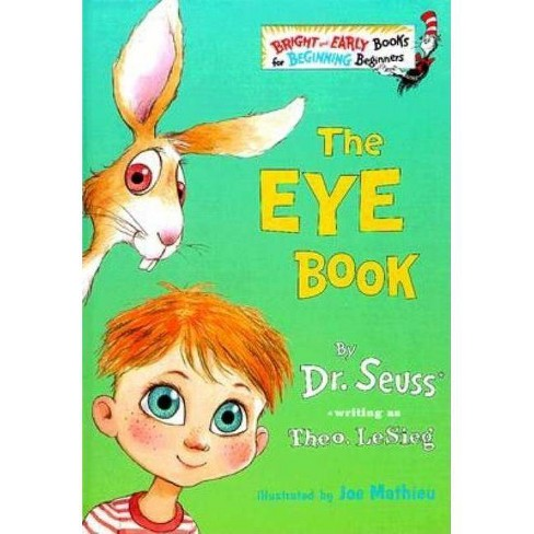 The Eye Book - (Bright and Early Book) by  Theo Lesieg (Hardcover) - image 1 of 1