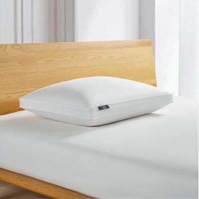 Standard Down Fiber Side Sleeper Bed Pillow - Serta