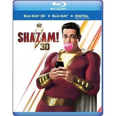 Shazam! (Blu-ray)(2019)