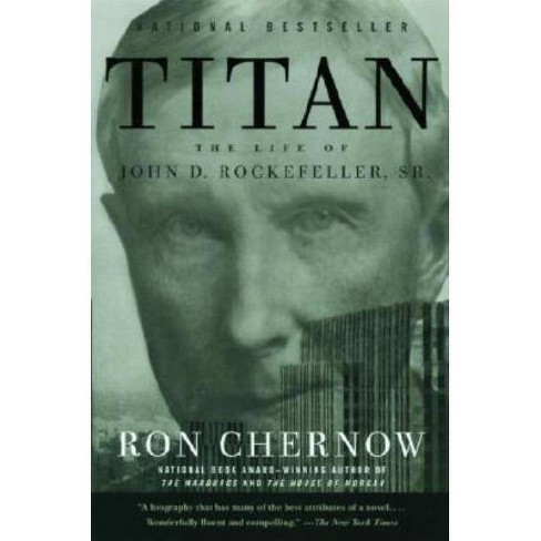 Titan -  2by  Ron Chernow (Paperback) - image 1 of 1