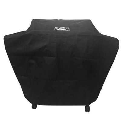 """54"""" Grill Cover Black - Monument Grills"""