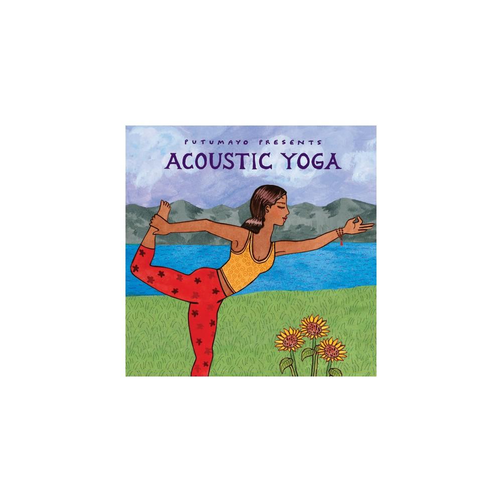 Various - Putumayo Presents:Acoustic Yoga (CD)