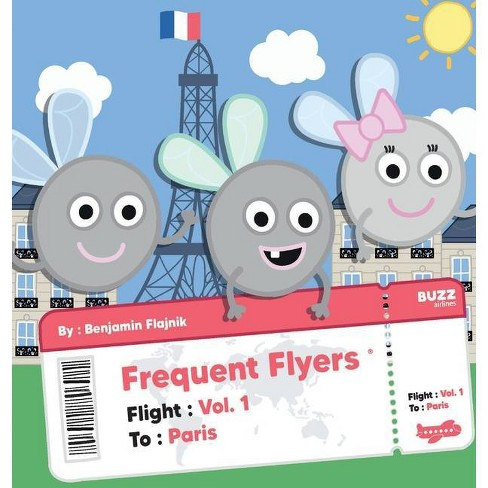 Frequent Flyers - by  Benjamin Flajnik (Hardcover) - image 1 of 1