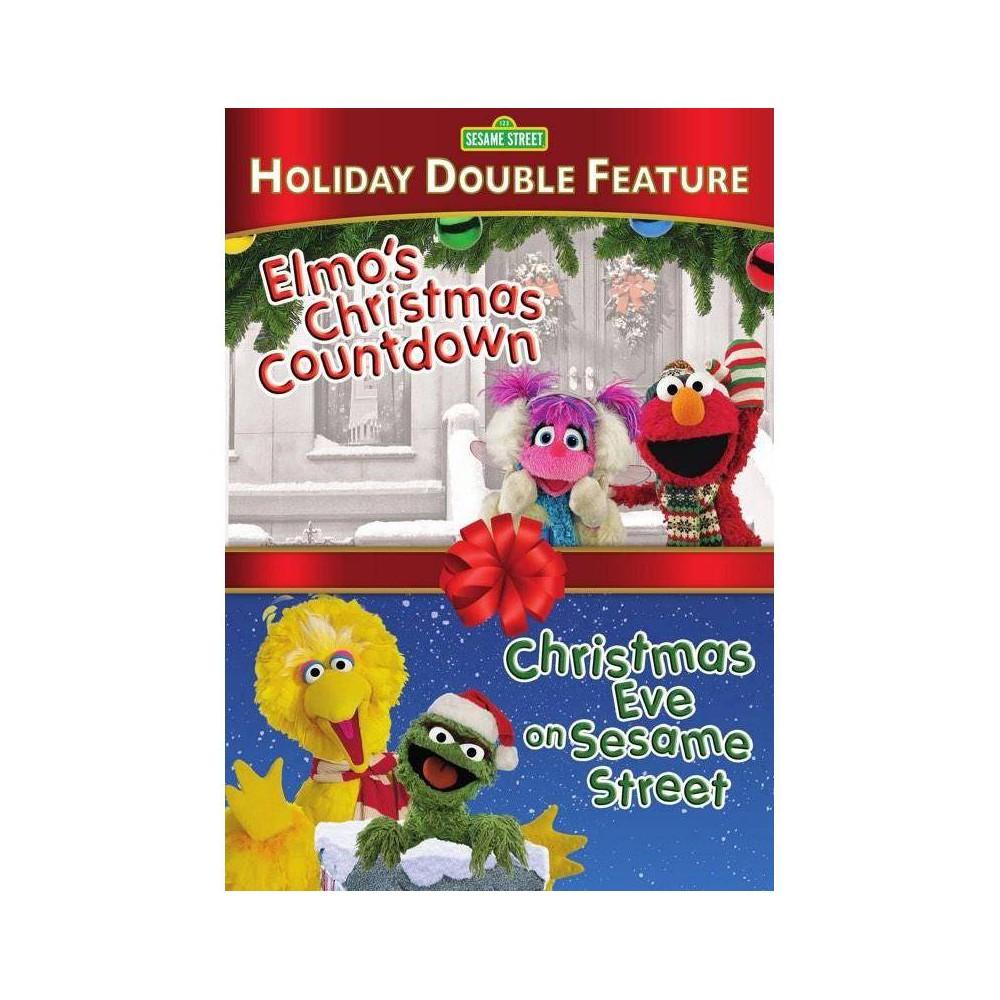 Sesame Street Christmas Eve On Sesame Street Elmo S Christmas Countdown Dvd 2016
