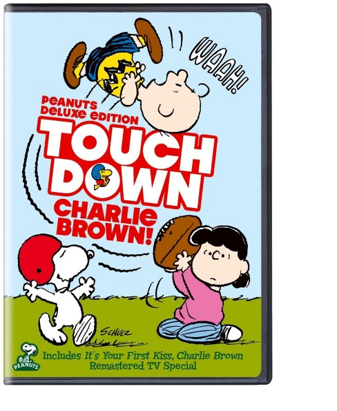 Peanuts Deluxe Edition: Touchdown Charlie Brown! - image 1 of 1