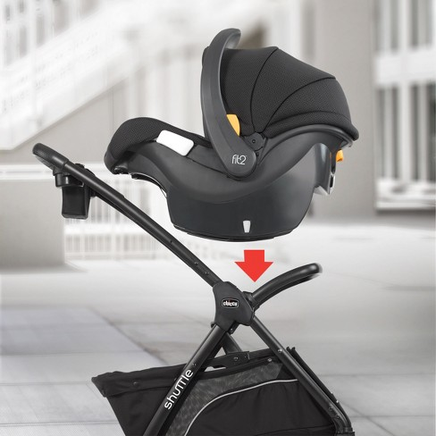 Chicco Shuttle Caddy Car Seat Carrier