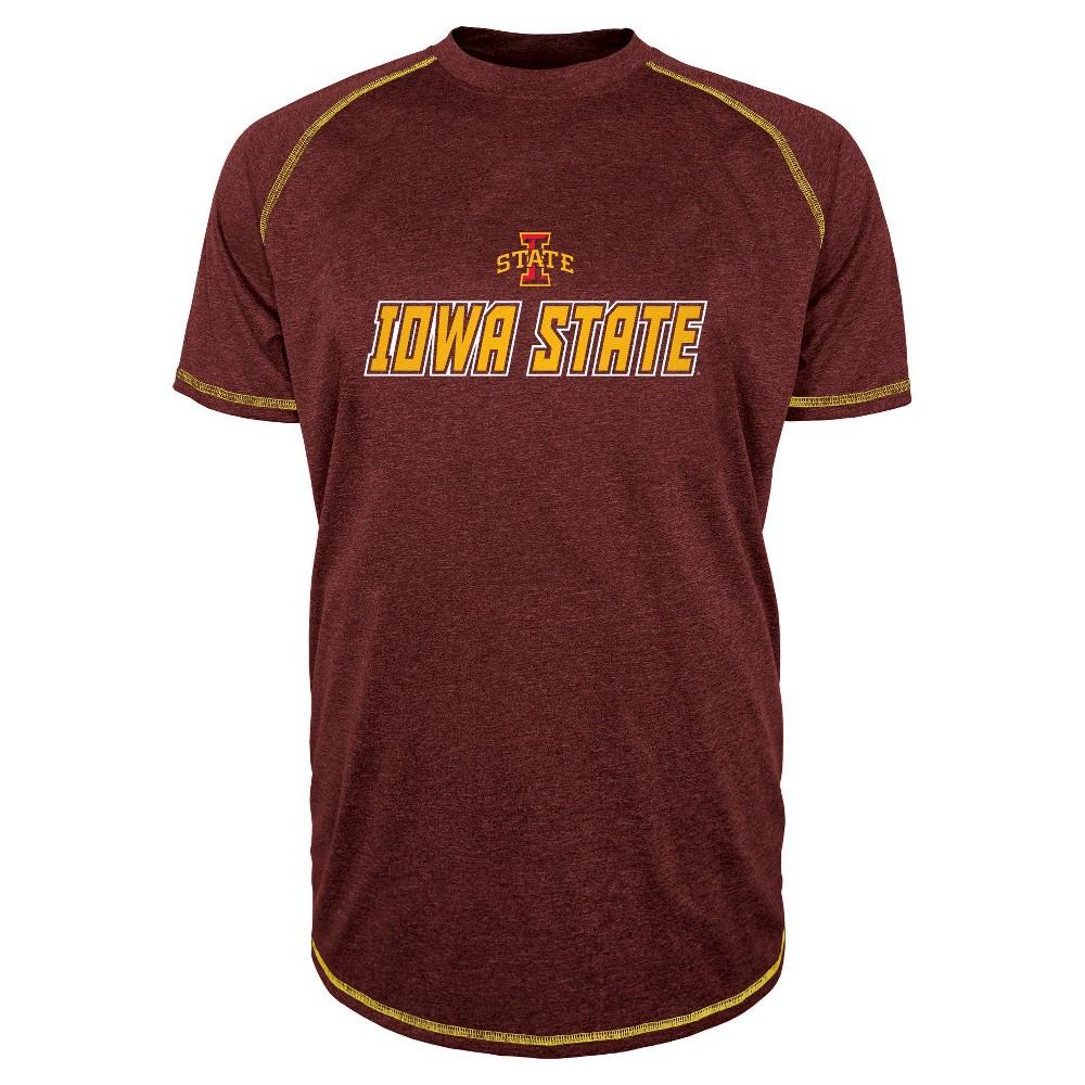 NCAA Iowa State Cyclones Men's T-Shirt - M, Blue