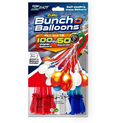 Zuru Bunch O Balloons Multi-color Pack (Red, White & Blue) - image 1 of 7