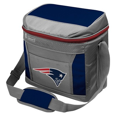 Coleman NFL 16-Can Soft Sided Cooler - New England Patriots
