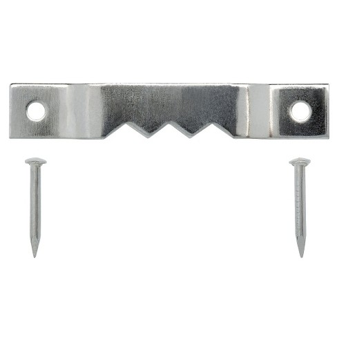 Arrow Small Saw Tooth Picture Hanger 6pk : Target