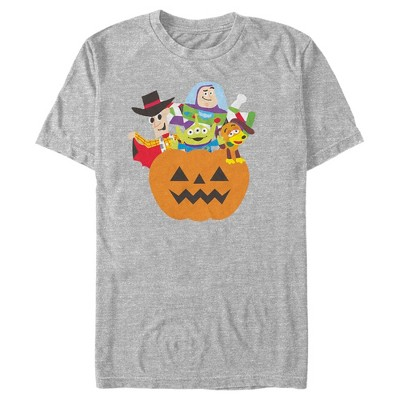 Men's Toy Story Halloween Toy Treats T-Shirt