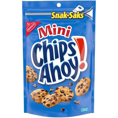 Cookies: Mini Chips Ahoy!