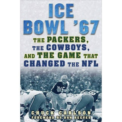 Ice Bowl '67 - by  Chuck Carlson (Hardcover) - image 1 of 1