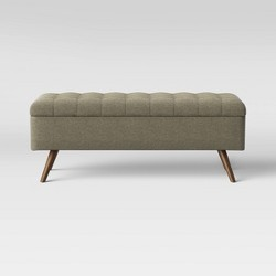 Arthur Tufted Storage Bench - Project 62™