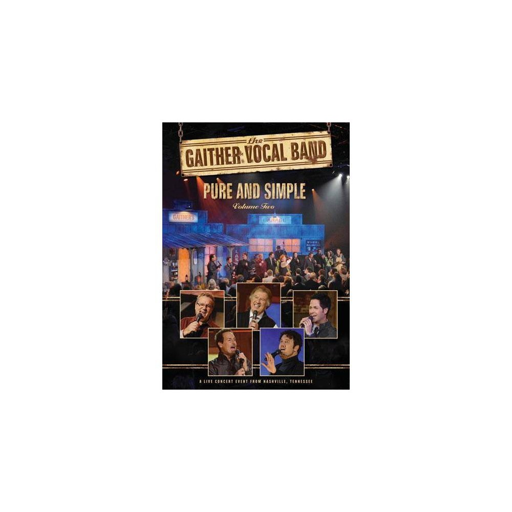 The Gaither Vocal Band: Pure & Simple Volume 2 (DVD)