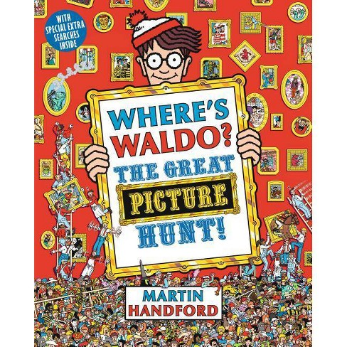 Where's Waldo? the Great Picture Hunt! - by  Martin Handford (Paperback) - image 1 of 1