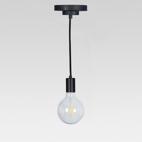 Industrial Metal Pendant Lamp (Includes Energy Efficient Light Bulb) + Leanne Ford  - Project 62™ - image 1 of 3