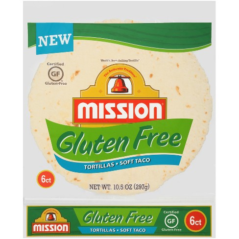 Mission Gluten Free Tortillas 6 ct - image 1 of 1