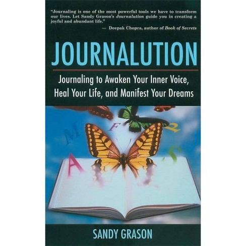 Journalution - by  Sandy Grason (Paperback) - image 1 of 1