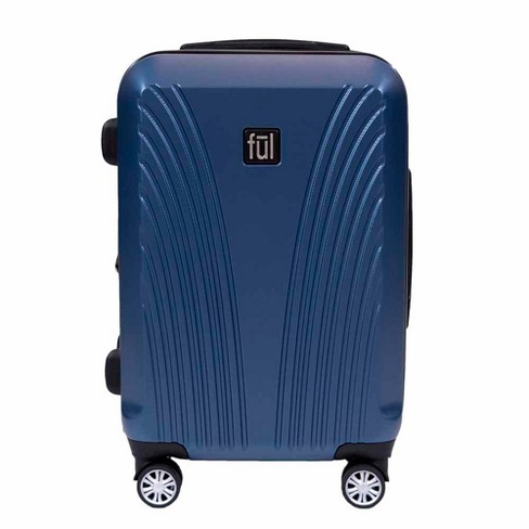 "FUL 21"" Curve Hardside Spinner Suitcase - Midnight - image 1 of 5"