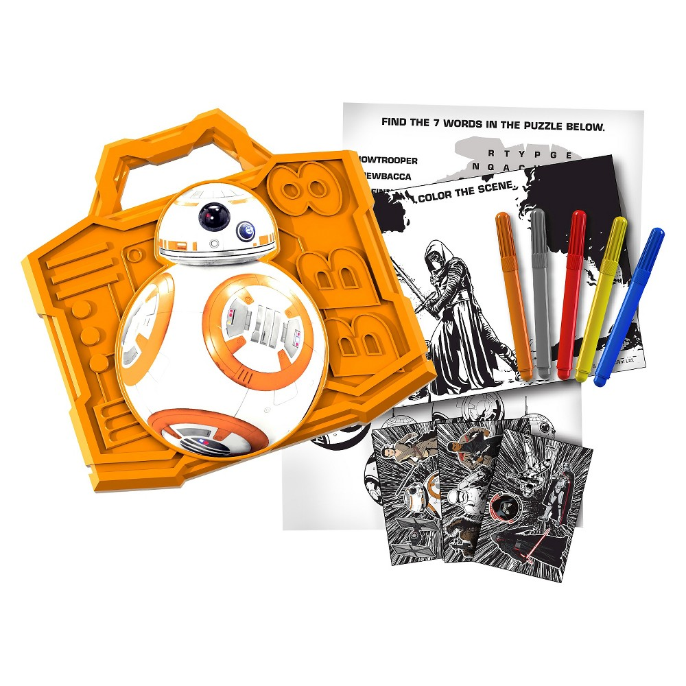 Star Wars The Force Awakens On The Go Fun - Multi-Colored