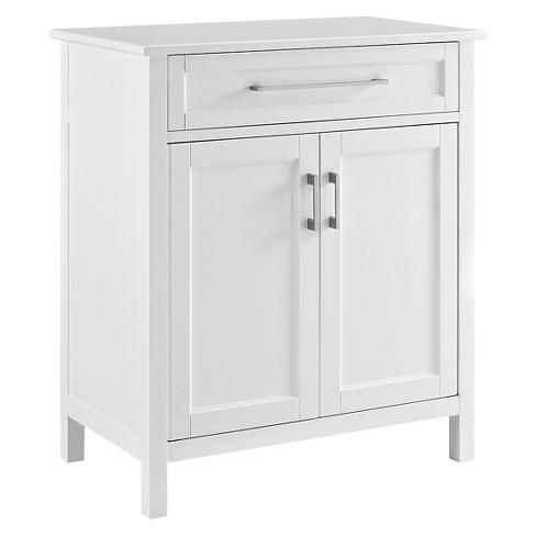 White Kitchen Storage Cabinets With Doors   Kitchen Storage Pantry White Threshold Target