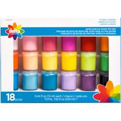 Craft Paint Sets Multicolor Delta