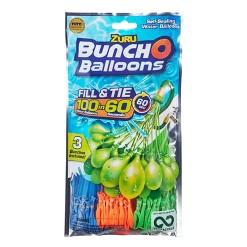 Bunch O Balloons Blue Orange Green