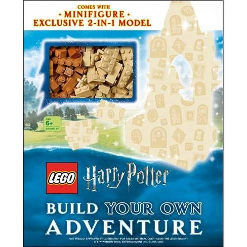 Lego Harry Potter - Build Your Own Adventure : With Lego Harry Potter Minifigure and Exclusive Model - image 1 of 1