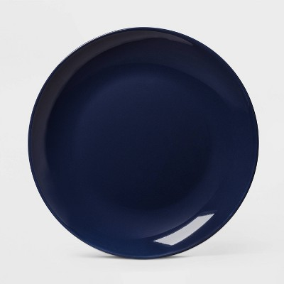 "10"" Ceramic Avesta Dinner Plate Blue - Project 62™"