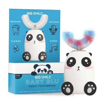 GO SMILE Baby BLU Sonic Toothbrush for Kids