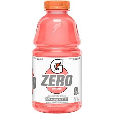 Gatorade G Zero Strawberry Kiwi Sports Drink - 32 fl oz Bottle