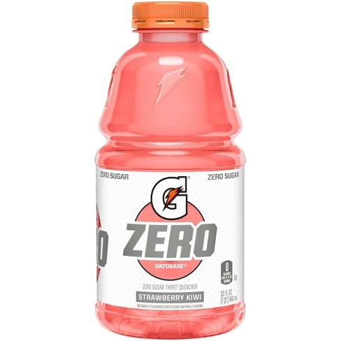 Gatorade G Zero Strawberry Kiwi Sports Drink - 32 fl oz Bottle - image 1 of 4