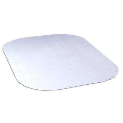 5'x4' Rectangle Office Chair Mat Clear - Evolve