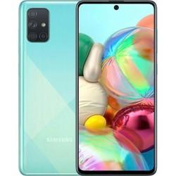 """Samsung Galaxy A71 128GB 6GB RAM 6.7"""" 64MP Camera Dual Sim Unlocked International Model Smartphone w/ BONUS 64GB SD Card and Case Included"""