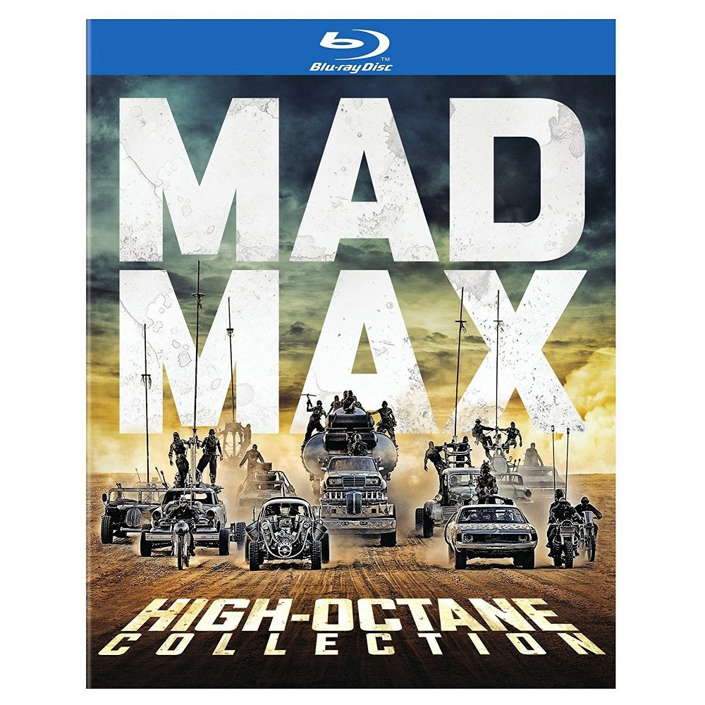 Mad Max High Octane Collection (Blu-ray)