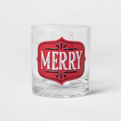 14oz Plastic Merry Cup - Wondershop™