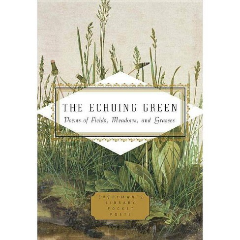 The Echoing Green - (Pocket Poets) (Hardcover) - image 1 of 1