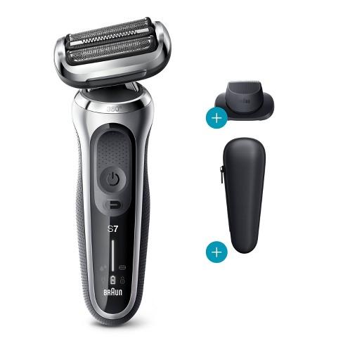 Braun Series 7 Flex Men's Rechargeable Wet & Dry Cordless Electric Foil Shaver 7020s - image 1 of 4