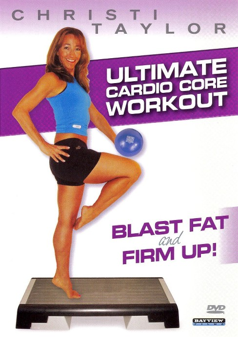 Christi taylor ultimate cardio core w (DVD) - image 1 of 1