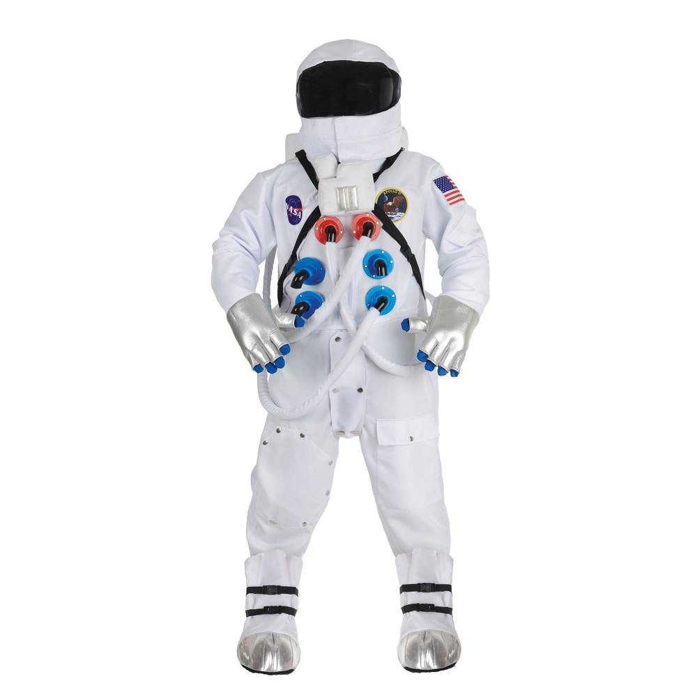 Image of Halloween Adult Astronaut Deluxe Halloween Costume XL, Adult Unisex, MultiColored