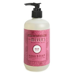 Mrs. Meyer's Mum Hand Soap - 12.5oz
